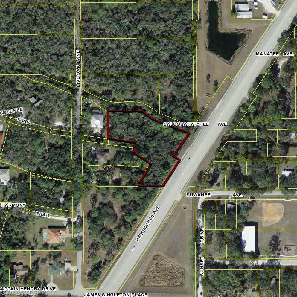 980 W Hickpochee Avenue Property Photo - LABELLE, FL real estate listing
