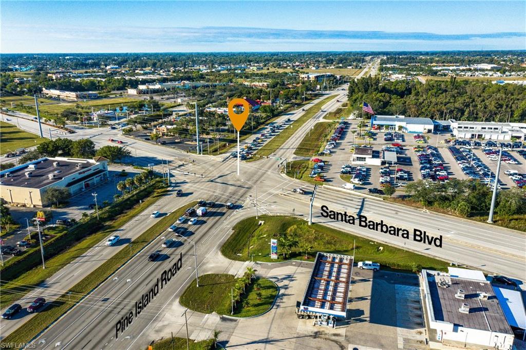 255 Santa Barbara Boulevard N Property Photo - CAPE CORAL, FL real estate listing