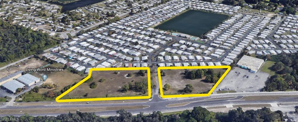 2830-2880 Tamiami Trail Property Photo - NORTH FORT MYERS, FL real estate listing