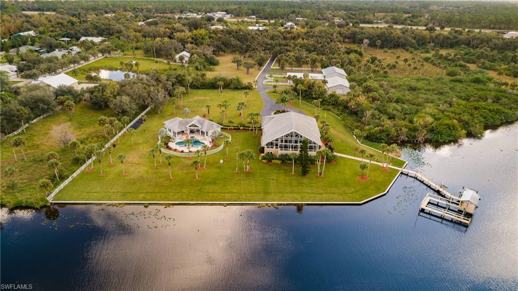 1899 Sawyer Lane Property Photo - ALVA, FL real estate listing