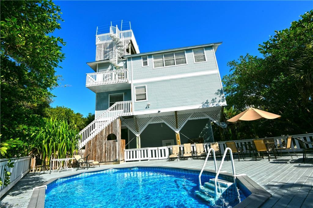 4581 Escondido Lane Property Photo - Upper Captiva, FL real estate listing