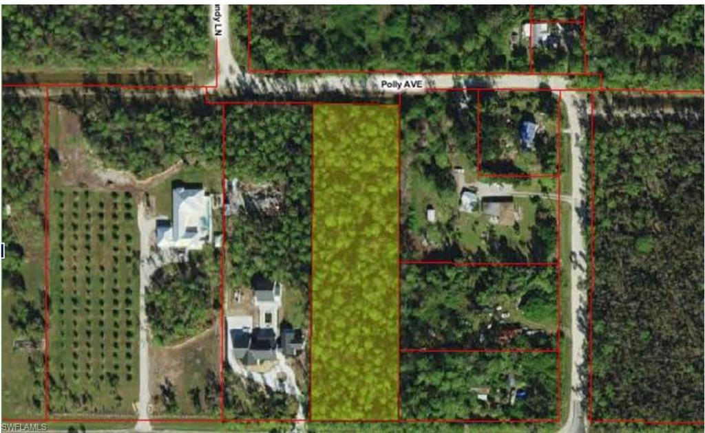 0000 Whitaker Road Property Photo - NAPLES, FL real estate listing