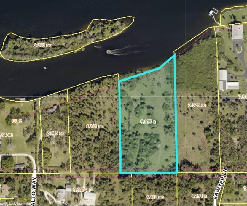18301 S River Road Property Photo - ALVA, FL real estate listing