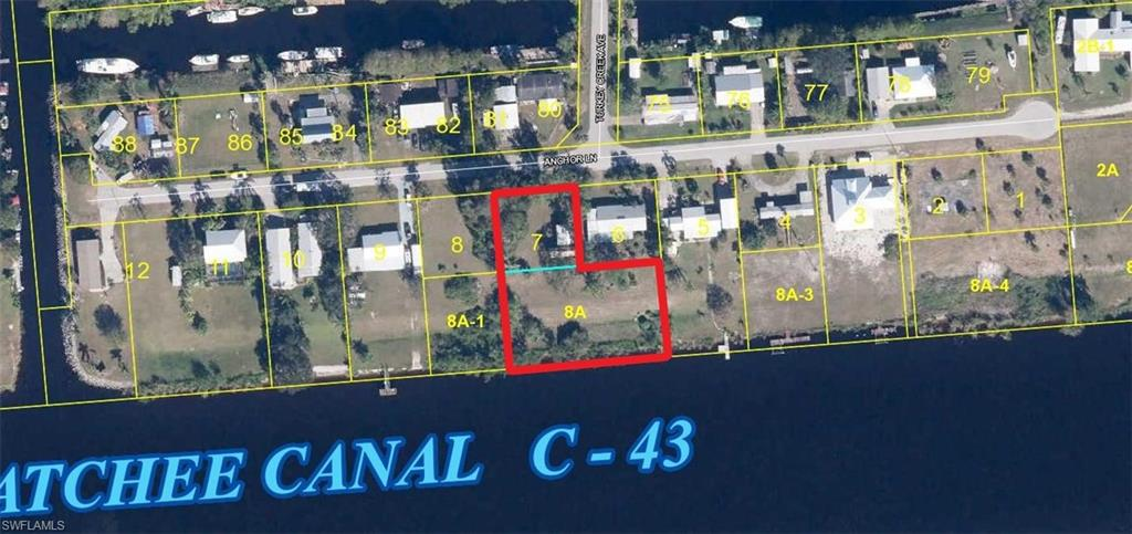1015 W Anchor Lane Property Photo - MOORE HAVEN, FL real estate listing