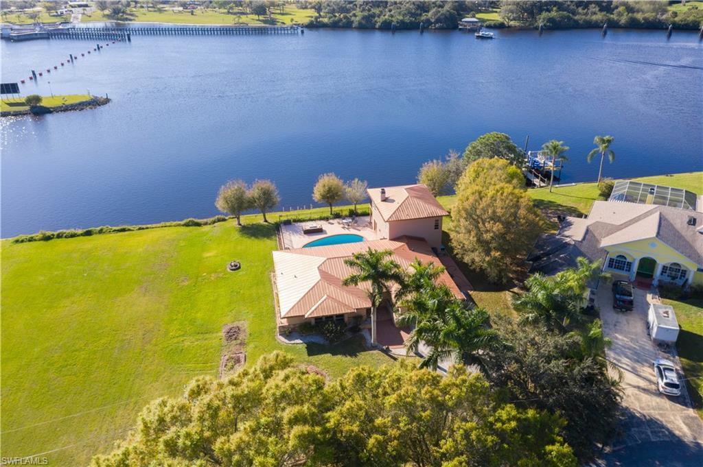18051 Traverse Drive Property Photo - ALVA, FL real estate listing