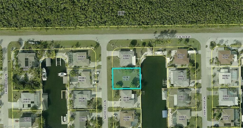 2484 Sapodilla Lane Property Photo - OTHER, FL real estate listing