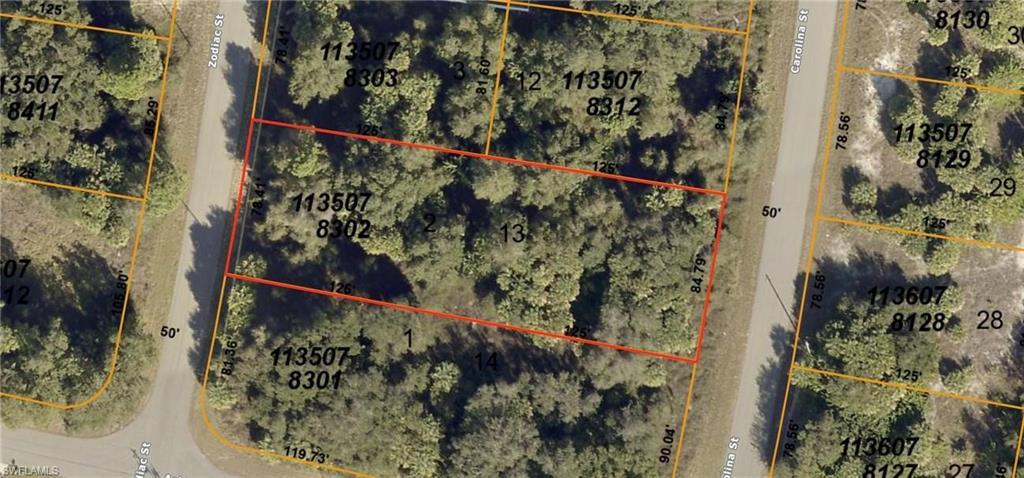 Carolina Street Property Photo - NORTH PORT, FL real estate listing