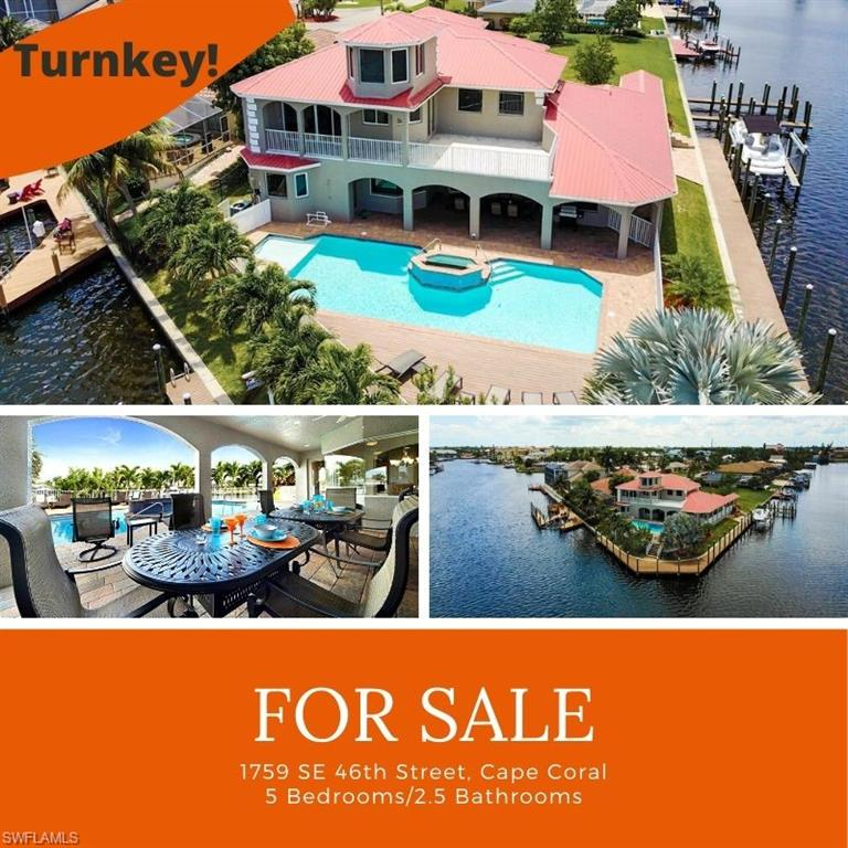 1759 SE 46th Street Property Photo - CAPE CORAL, FL real estate listing
