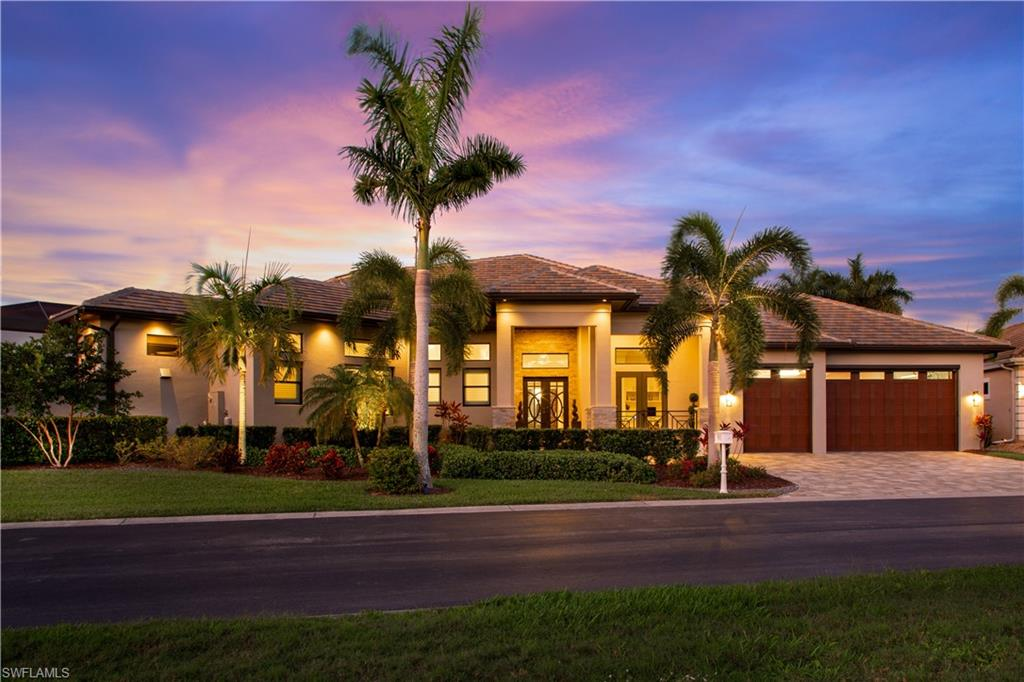 5501 Harbour Preserve Circle Property Photo - CAPE CORAL, FL real estate listing