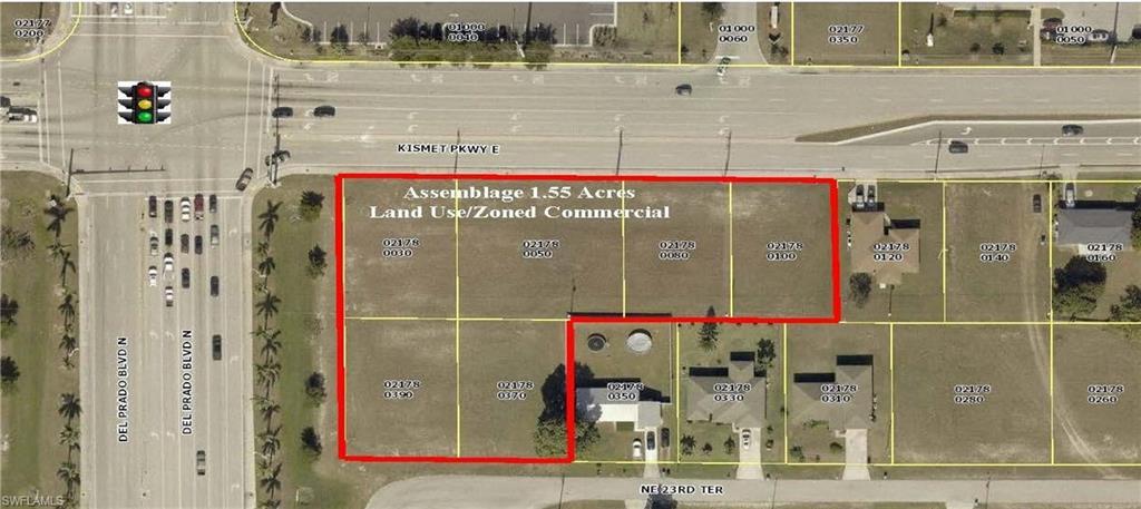 1606 Kismet Parkway E Property Photo - CAPE CORAL, FL real estate listing