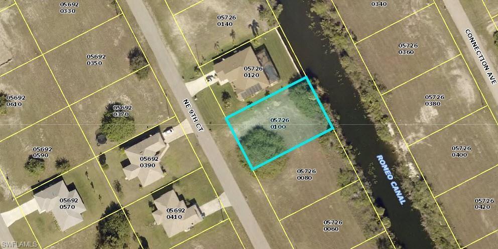 4317 NE 9th Court Property Photo - CAPE CORAL, FL real estate listing