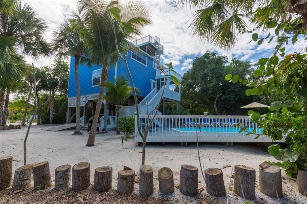 516 Pirate Drive Property Photo - Upper Captiva, FL real estate listing