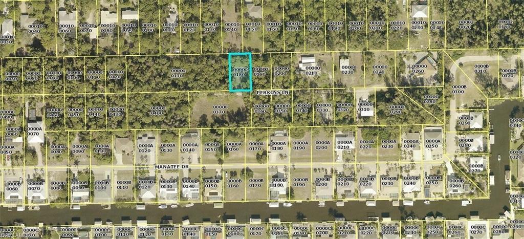 3616 Perkins Lane Property Photo - ST. JAMES CITY, FL real estate listing