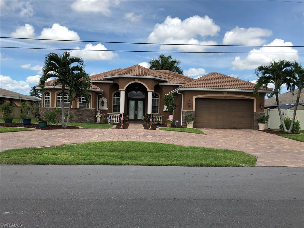1109 SE 23RD Terrace Property Photo - CAPE CORAL, FL real estate listing