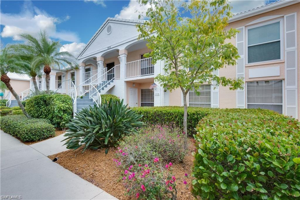 815 Gulf Pavillion Drive #105 Property Photo - NAPLES, FL real estate listing
