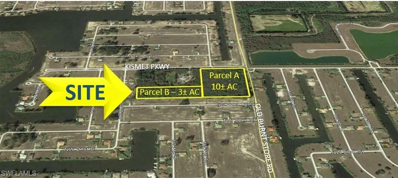 Kismet Parkway W Property Photo - CAPE CORAL, FL real estate listing