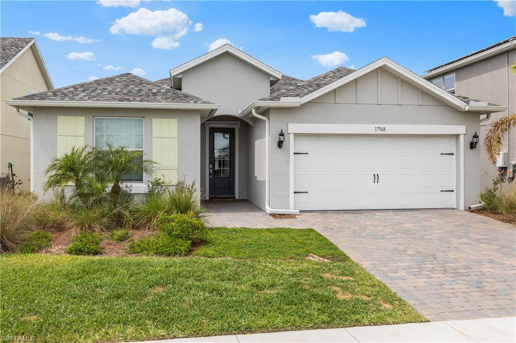 17568 Silverspur Drive Property Photo - Babcock Ranch, FL real estate listing