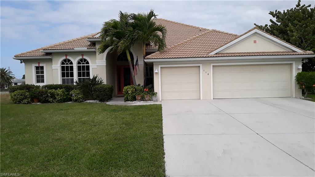 118 NE 21st Avenue Property Photo - CAPE CORAL, FL real estate listing