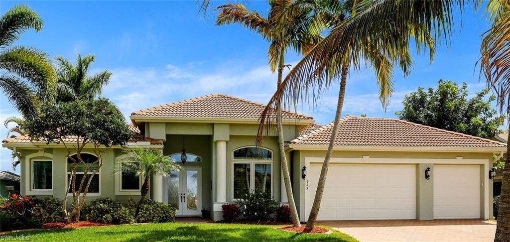 423 SW 38th Place Property Photo - CAPE CORAL, FL real estate listing