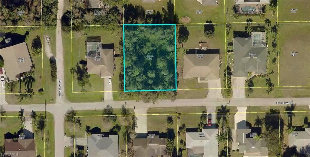 6617 Fairview Street Property Photo - FORT MYERS, FL real estate listing