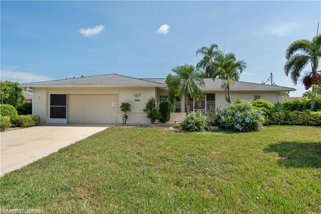 1546 Canal Street Property Photo - LEHIGH ACRES, FL real estate listing