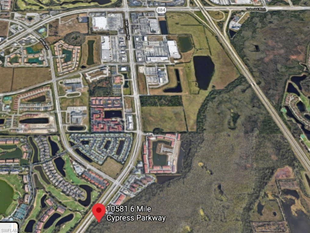 10581 Ben C Pratt/6 Mile Cypress Parkway Property Photo - FORT MYERS, FL real estate listing