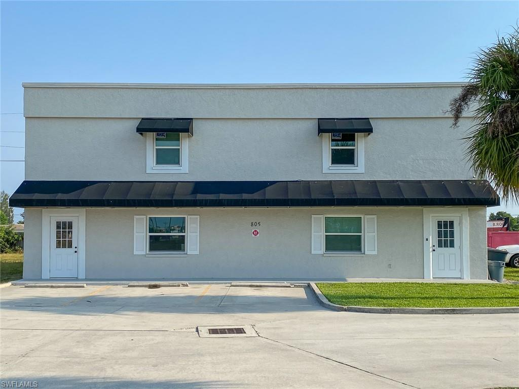805 NE 7th Terrace Property Photo - CAPE CORAL, FL real estate listing