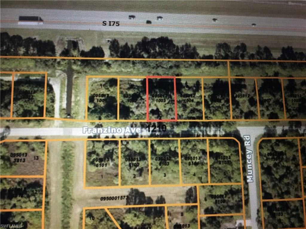 Franzino Avenue Property Photo - NORTH PORT, FL real estate listing