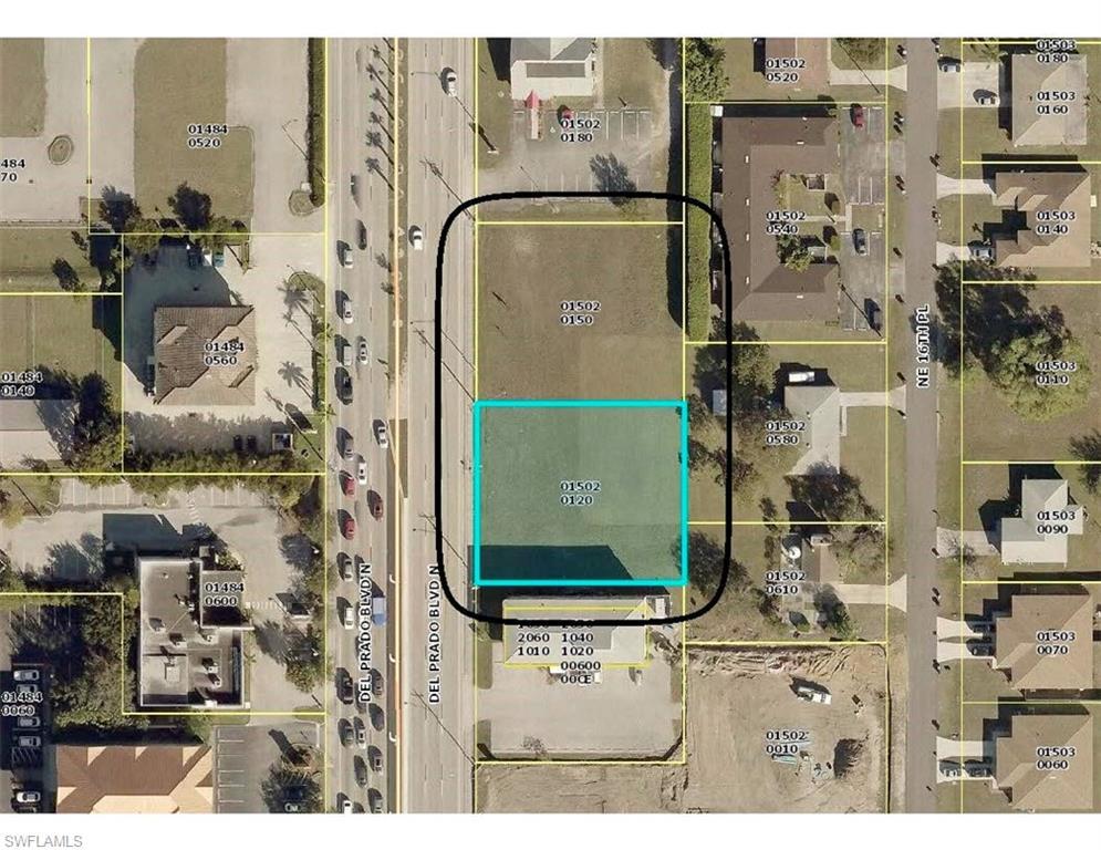 25 + 31 Del Prado Boulevard N Property Photo - CAPE CORAL, FL real estate listing
