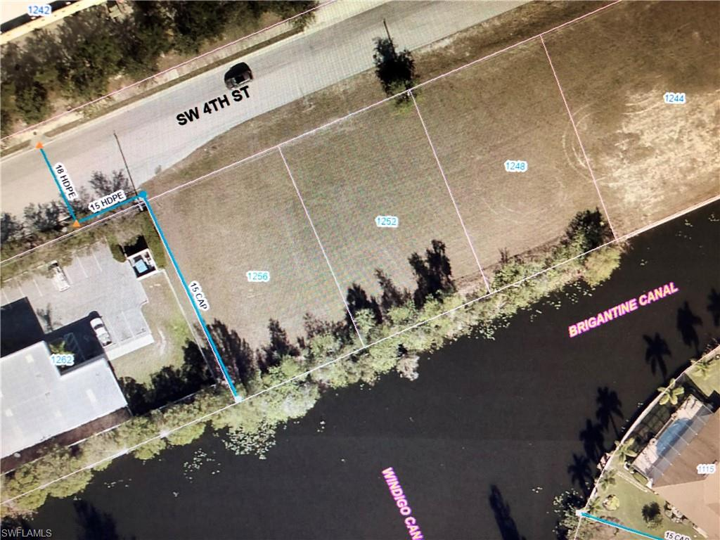 Cape Coral Commercial Center Real Estate Listings Main Image