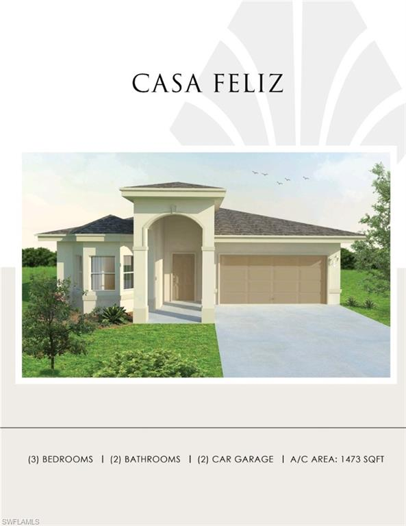 1074 Jackson Court Property Photo - IMMOKALEE, FL real estate listing