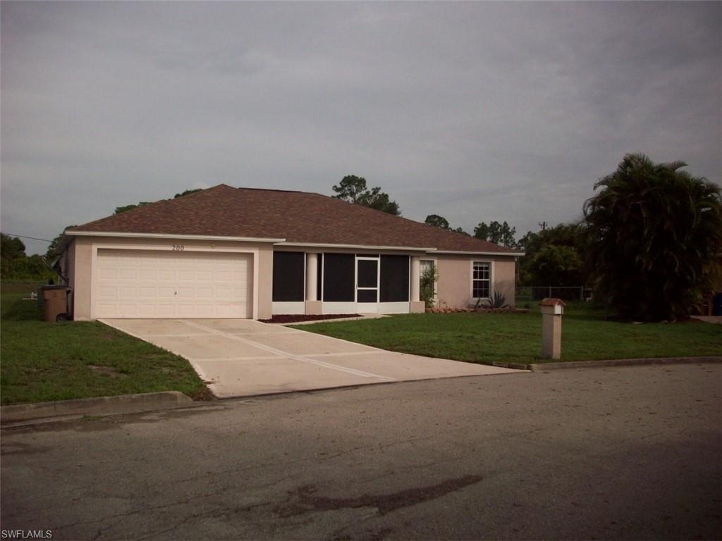 200 Roat Street Property Photo - LEHIGH ACRES, FL real estate listing