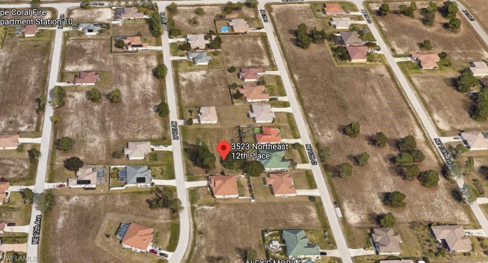3523 NE 12th Place Property Photo - CAPE CORAL, FL real estate listing