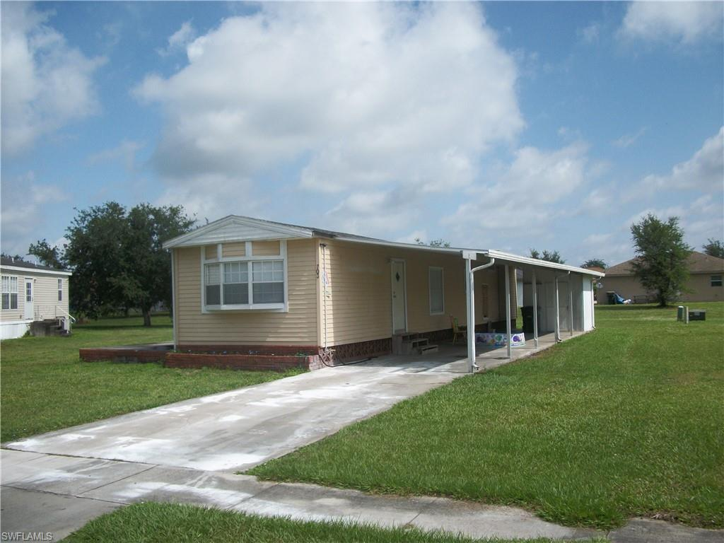 703 Seminole Avenue Property Photo - CLEWISTON, FL real estate listing