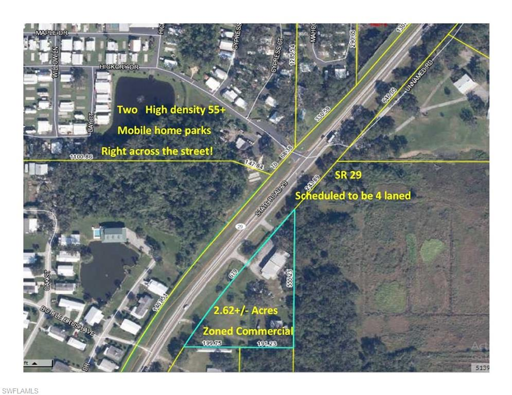 1816 State Road N 29 Property Photo - LABELLE, FL real estate listing