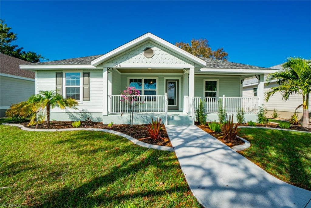 526 Allen Street Property Photo - PUNTA GORDA, FL real estate listing