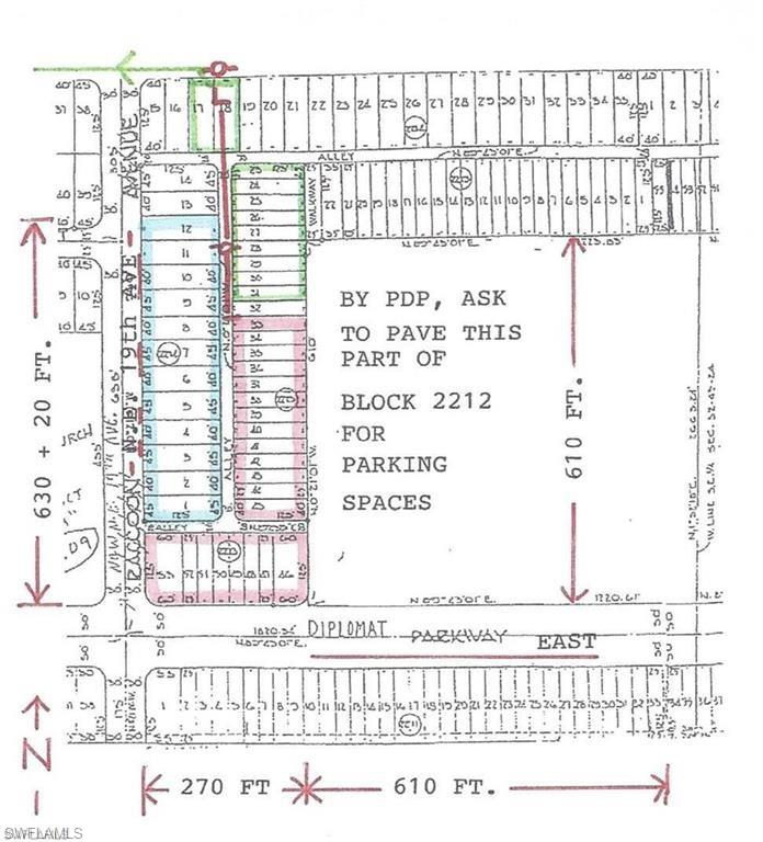 1901-1915 and part 1957 Diplomat Parkway E Property Photo - CAPE CORAL, FL real estate listing
