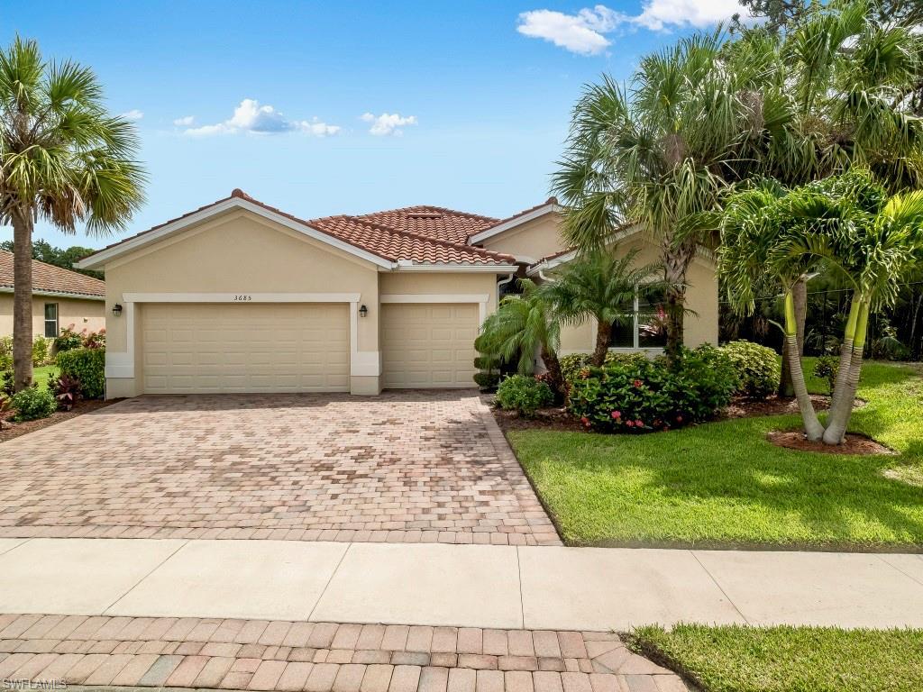 3685 Valle Santa Circle Property Photo - CAPE CORAL, FL real estate listing