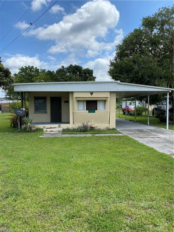 299 Palm Avenue NW Property Photo - MOORE HAVEN, FL real estate listing
