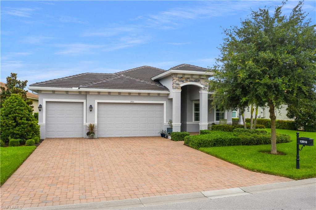 12816 Fairway Cove Court Property Photo - FORT MYERS, FL real estate listing