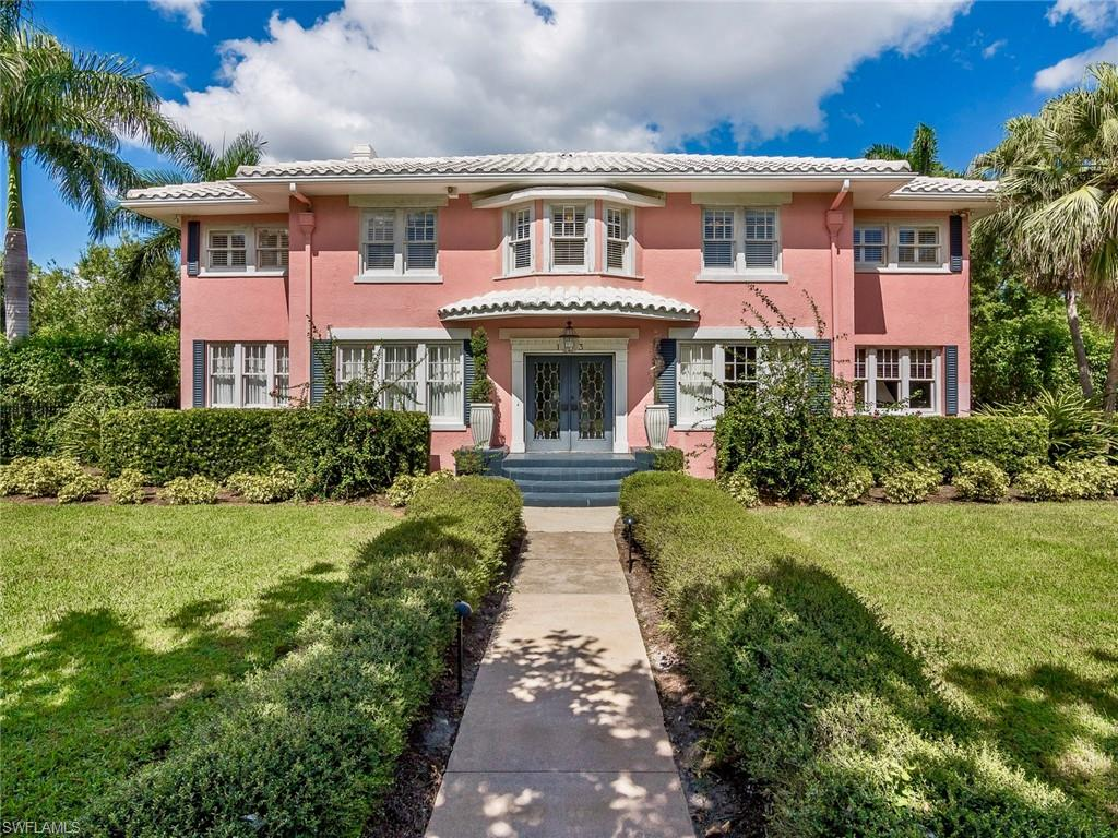 1323 Gasparilla Drive Property Photo - FORT MYERS, FL real estate listing
