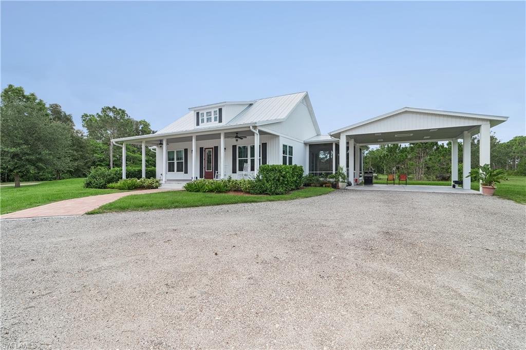 4093 Sunshine Boulevard Property Photo - ST. JAMES CITY, FL real estate listing
