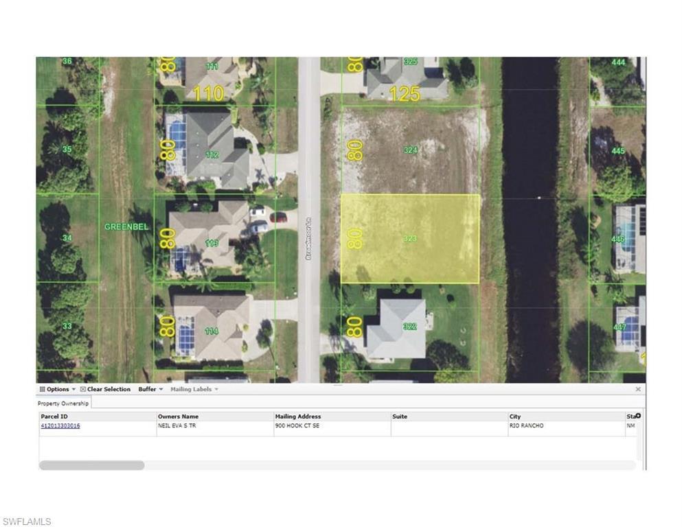 80 Broadmoor Lane Property Photo - ROTONDA WEST, FL real estate listing