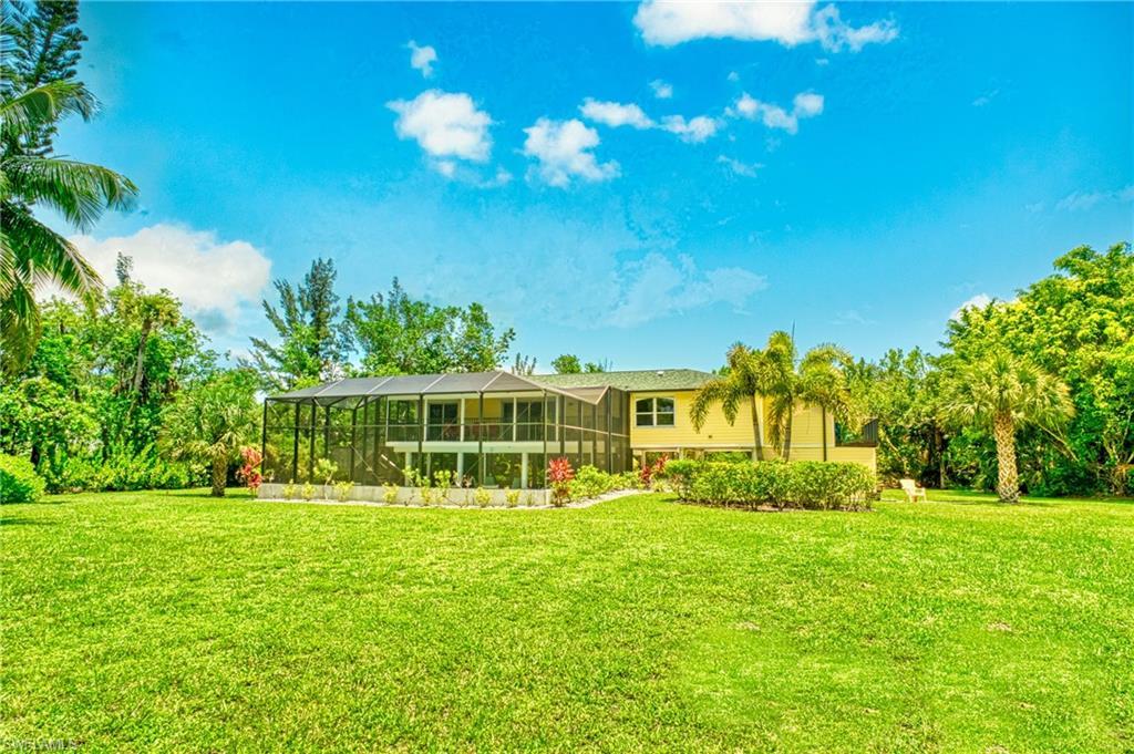 6033 Dinkins Lake Road Property Photo - SANIBEL, FL real estate listing