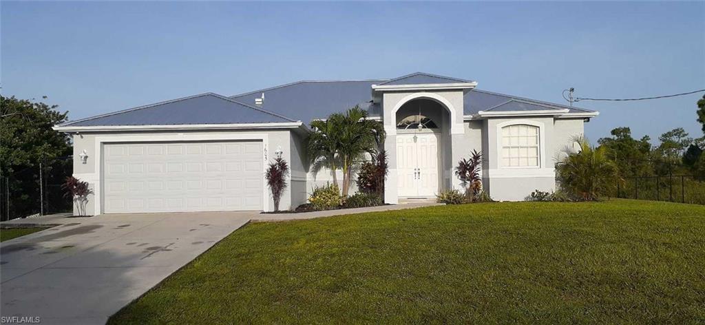 1605 Robert Avenue Property Photo - LEHIGH ACRES, FL real estate listing