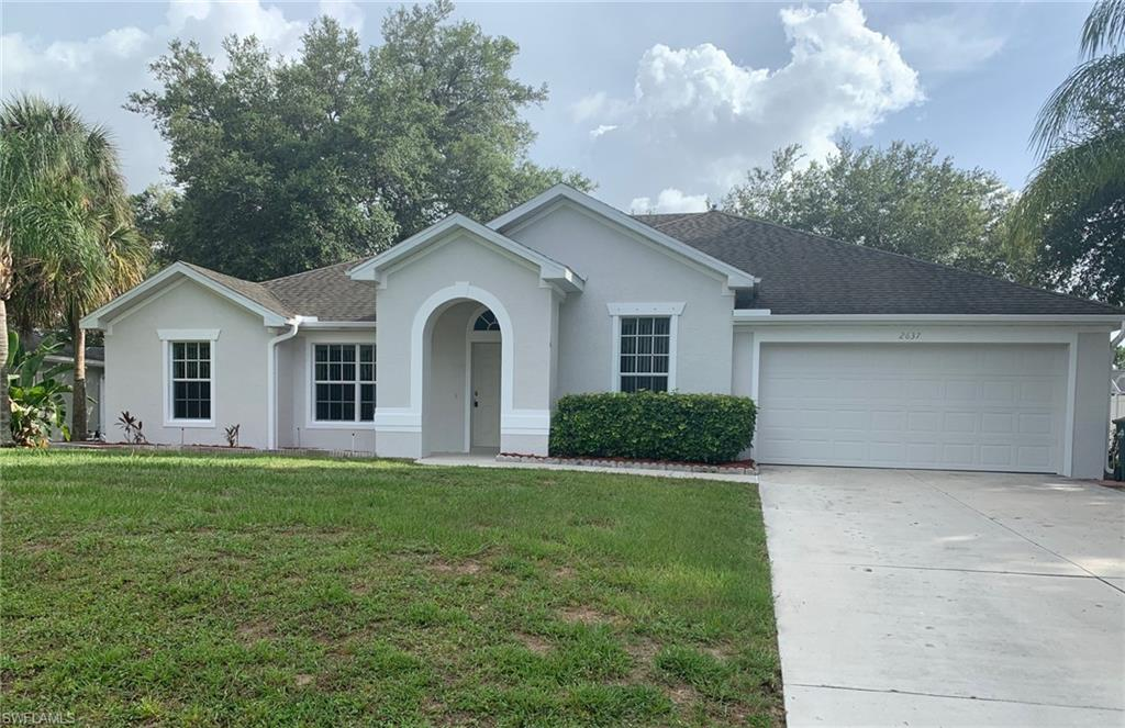 2637 Parlay Lane Property Photo - NORTH PORT, FL real estate listing