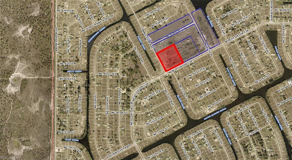 1201 N Gator Circle Property Photo - CAPE CORAL, FL real estate listing