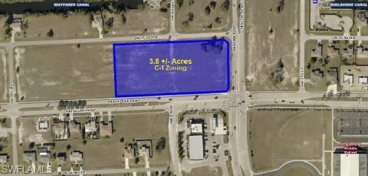 815 Trafalgar Parkway Property Photo - CAPE CORAL, FL real estate listing