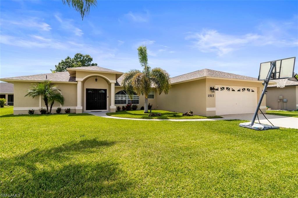 1517 Graduate Court Property Photo - LEHIGH ACRES, FL real estate listing