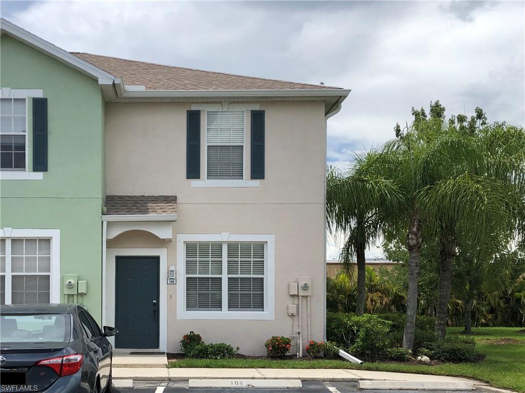 3642 Pine Oak Circle #108 Property Photo - FORT MYERS, FL real estate listing
